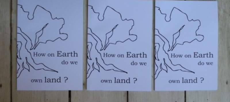 Fine Art grad Heather Hodkinson sold handmade books about the environment for £5 each