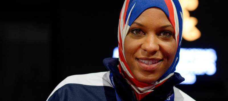 There's been a turning tide in the sporting world. Ibtihaj Muhammad was America's first Muslim Olympian to compete in a hijab at the Rio Olympics