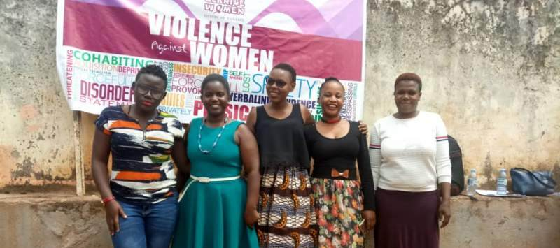 """Ending GBV means men recognising the humanity of women"""