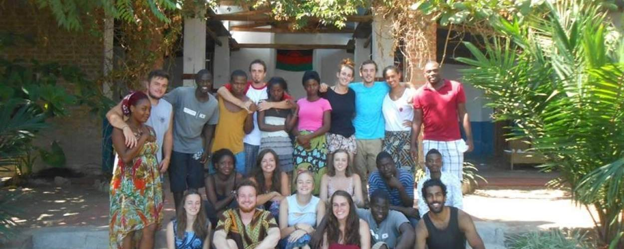 On placement in Malawi with VSO, Hannah Grace Weston learnt to be a leader